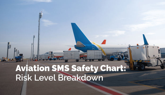 Safety Chart: Risk Level Breakdown in Aviation SMS