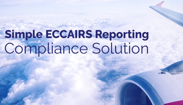 EASA Aviation Eccairs Hazard Reporting Compliance Software for airlines airports maintenance manufacturers