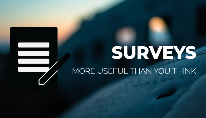 Surveys are useful safety manager tool