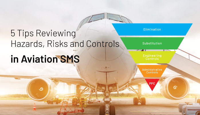 SMS Tips Using Hierarchy of Controls