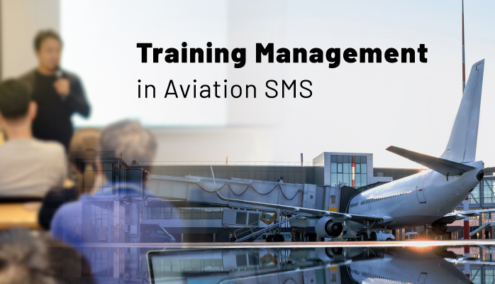 Training Management in Aviation SMS