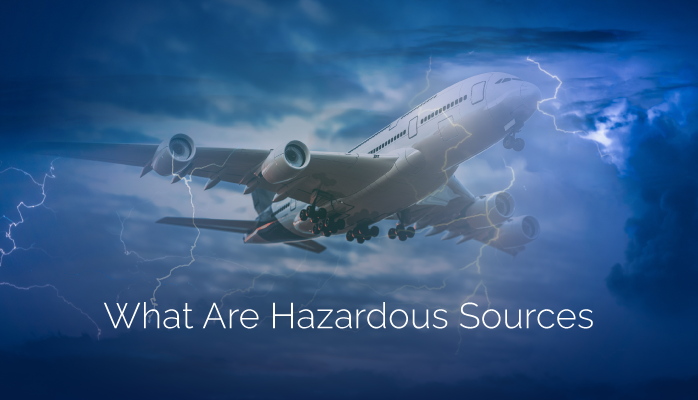 What Are Hazardous Sources in Aviation SMS