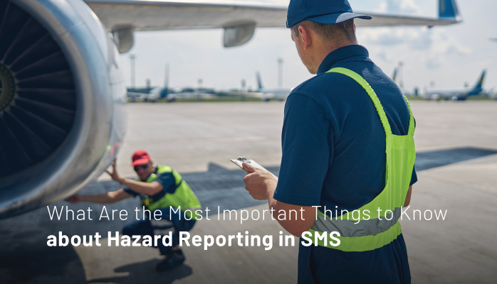 What Are Most Important Things to Know about Hazard Reporting in SMS