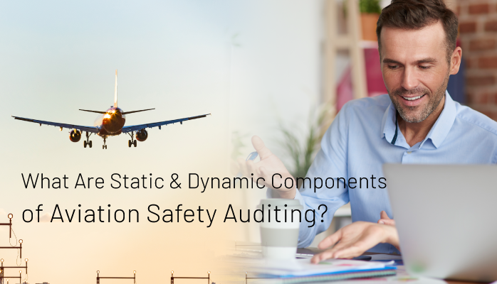 What Are Static & Dynamic Components of Aviation Safety Auditing?