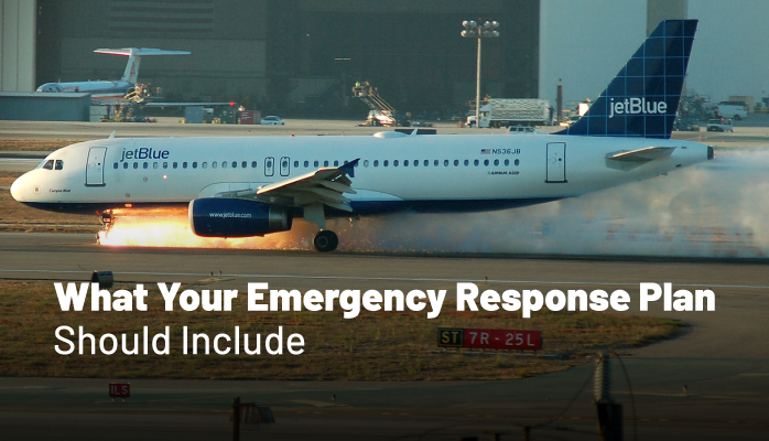 What Your Emergency Response Plan Should Include